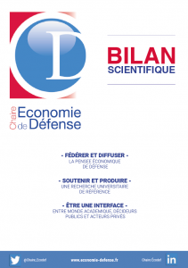 Bilan scientifique 2019
